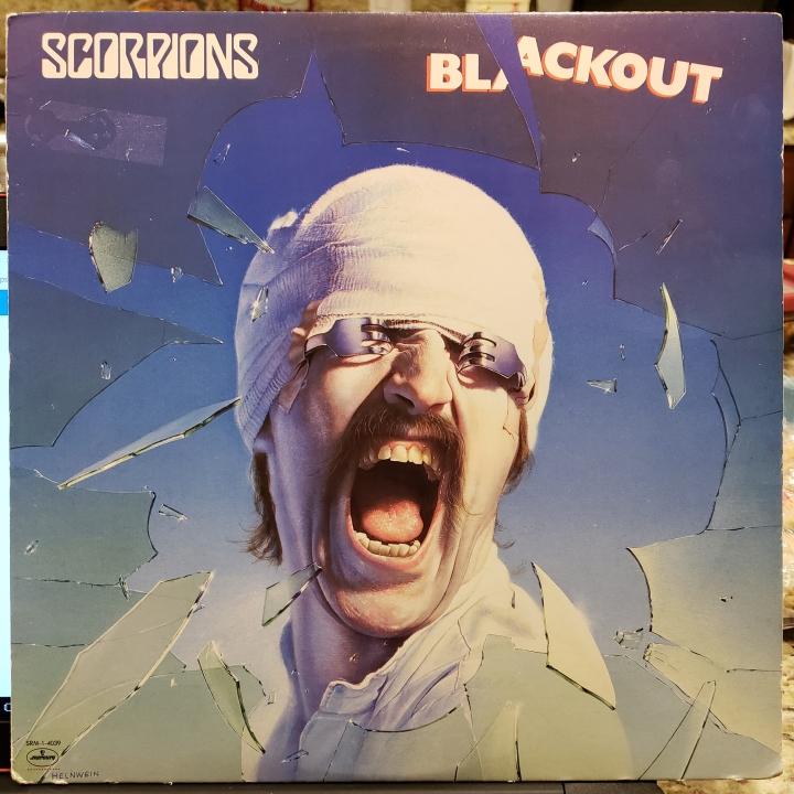 Scorpions, Blackout