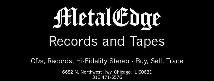 Metal Edge Music Logo