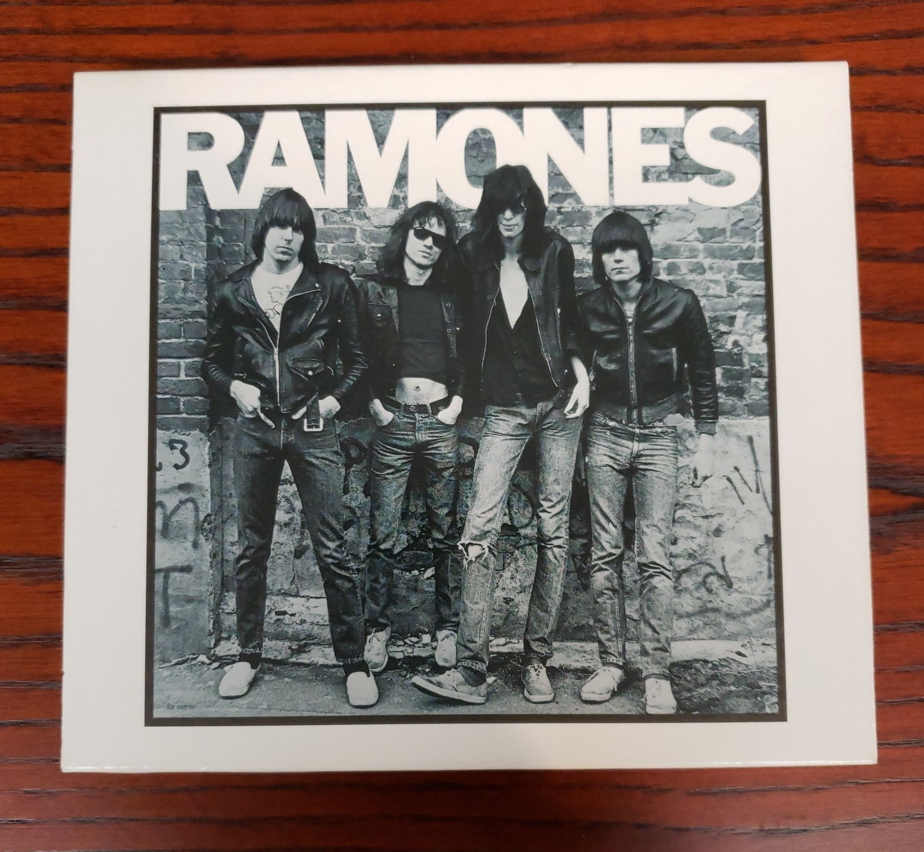 Ramones, punk rock